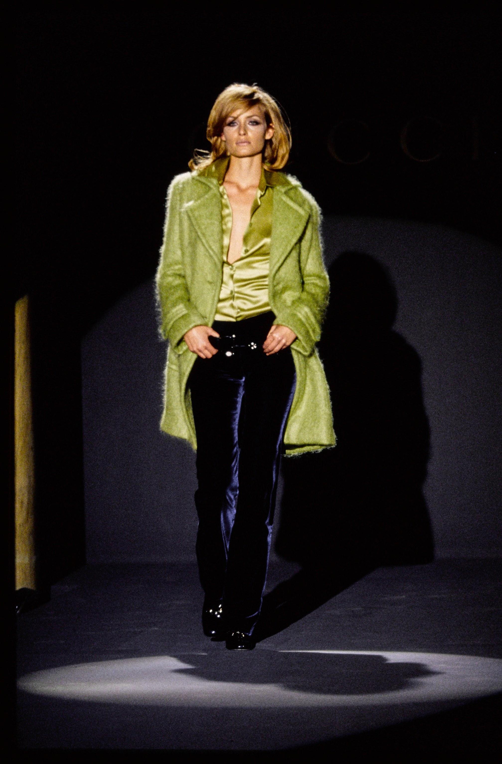 Bamboo Bag Gucci Autunno Inverno 1995-96 2d6b9c878ec