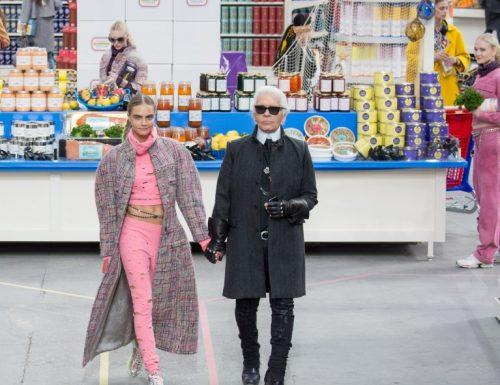 Tutte le passerelle più iconiche di Karl Lagerfeld