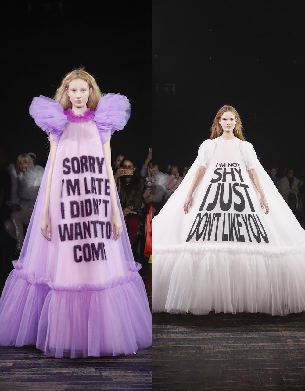 a5519f615516 L ultima settimana della Haute Couture a Parigi ha riservato molte  sorprese