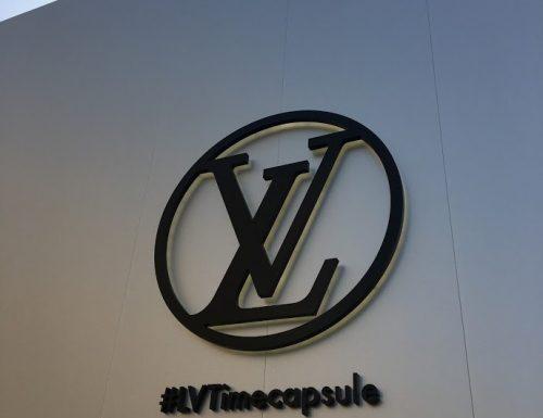 Time Capsule Vuitton: la mostra