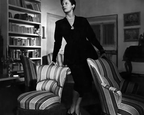 Irene Brin: giornalista di moda dall'Italia all'America