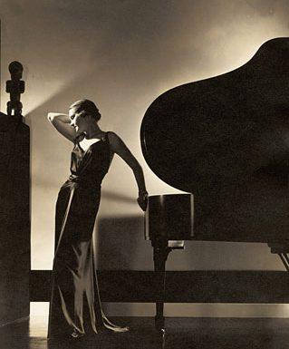 Edward Steichen: la fotografia di moda come opera d'arte