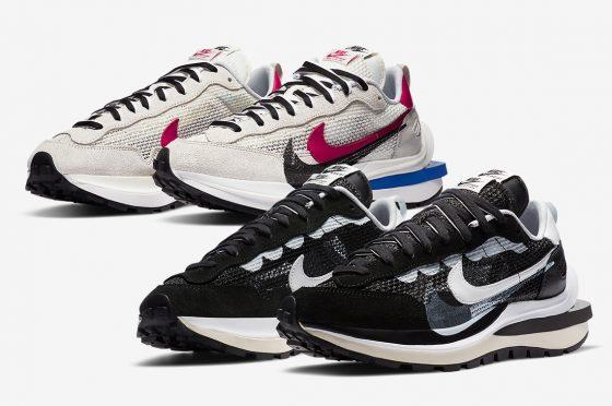 Sacai X Nike: VaporWaffle